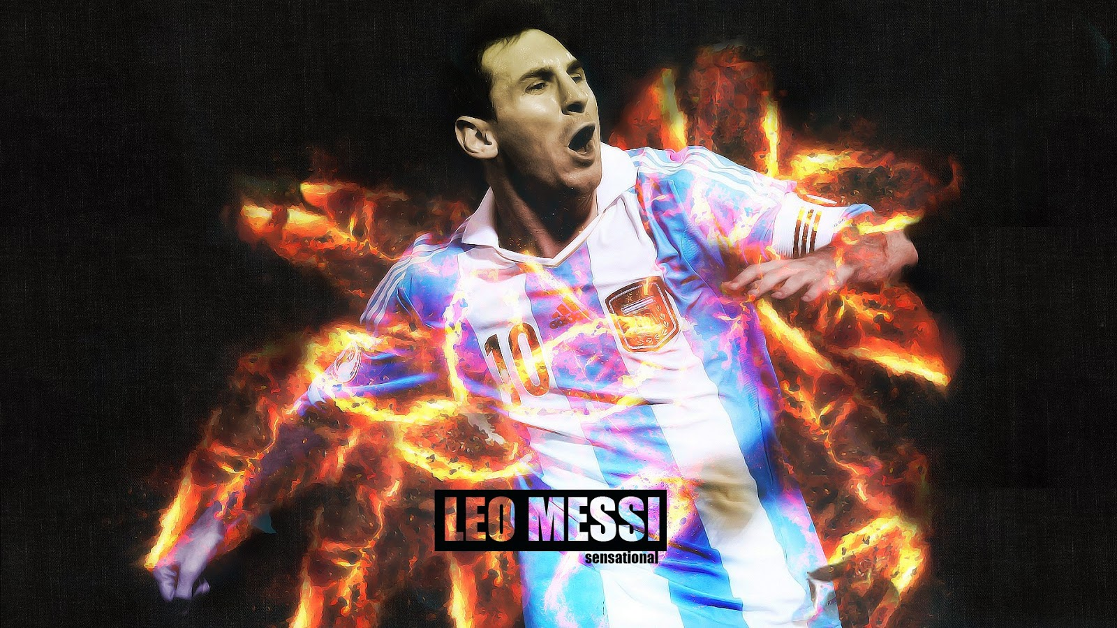 Wallpapers Messi 2014 Selección Argentina Barcelona Zoedev