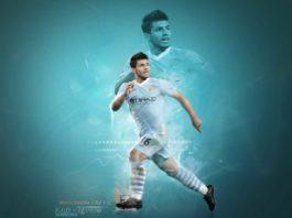 Sergio Kun Aguero - Man City